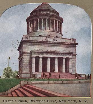 Grant's Tomb, public domain